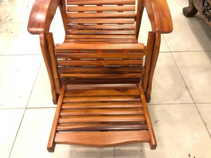 Ghế lười gỗ căm xe0