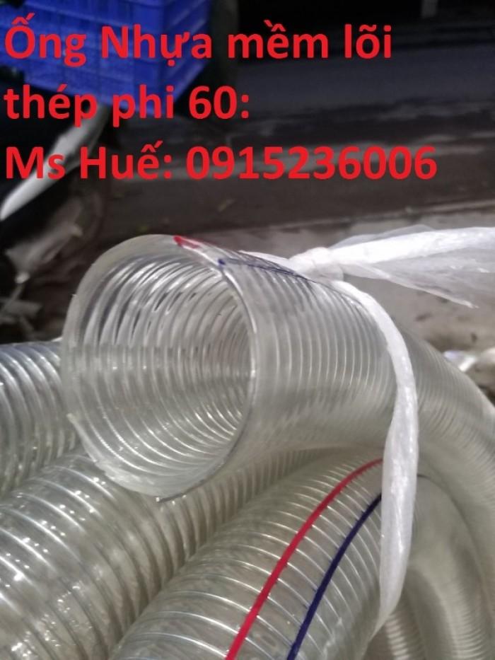 Ống nhựa mềm lõi thép phi 60, phi 70, phi 80, phi 90, phi 100, phi 150, phi 200, phi 300 phân phối toàn quốc2