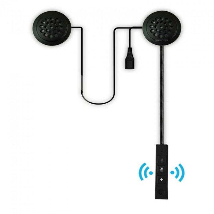 Tai nghe Bluetooth gắn mũ bảo hiểm BT83