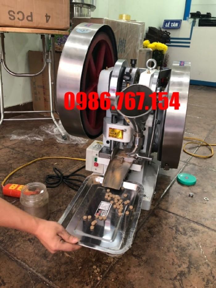 Máy dập viên thuốc nén đường kính 20mm, máy dập viên tự động2