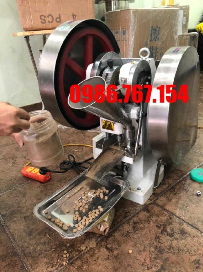 Máy dập viên thuốc nén đường kính 20mm, máy dập viên tự động3