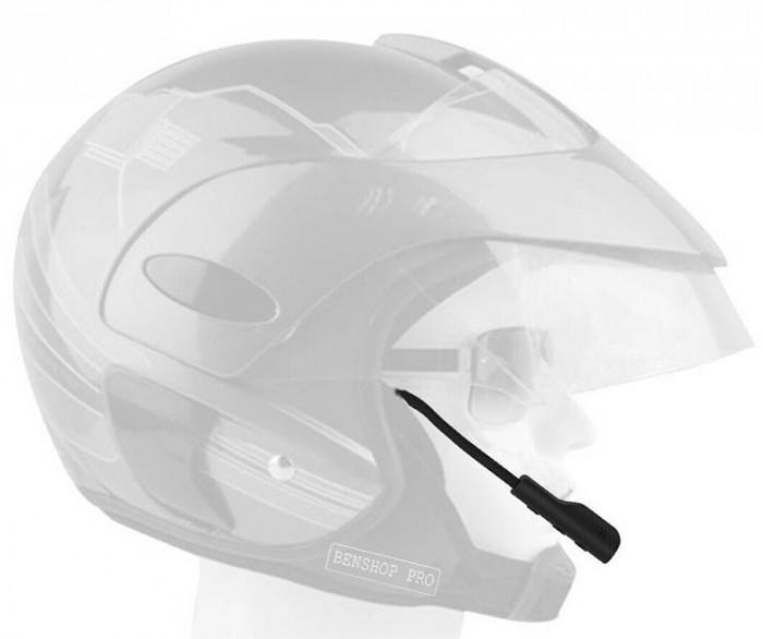 Tai nghe không dây gắn mũ bảo hiểm MH040