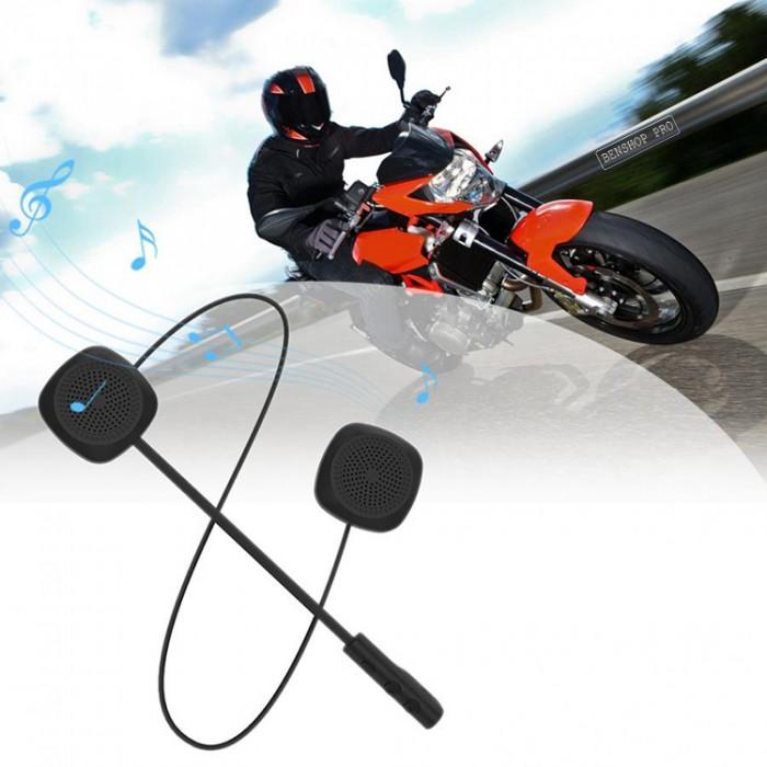 Tai nghe không dây gắn mũ bảo hiểm MH0411