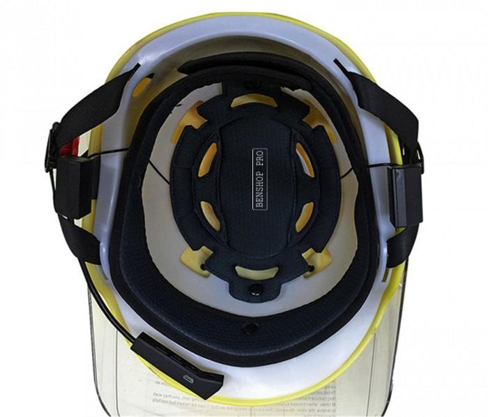 Tai nghe bluetooth gắn mũ bảo hiểm BT8-K6