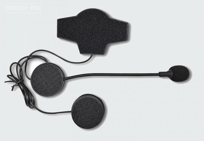 Tai nghe Bluetooth cao cấp gắn mũ bảo hiểm BT104