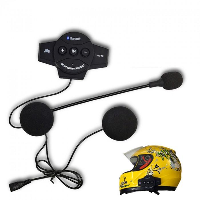 Tai nghe Bluetooth cao cấp gắn mũ bảo hiểm BT108