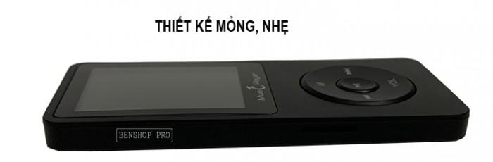 Máy nghe nhạc MP3 UnisCom X02 (4G)0