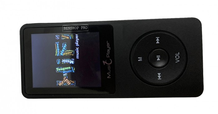 Máy nghe nhạc MP3 UnisCom X02 (4G)3