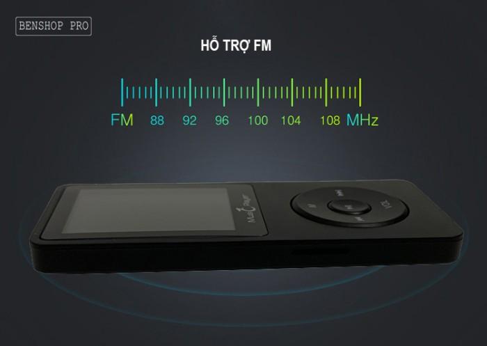 Máy nghe nhạc MP3 UnisCom X02 (4G)5