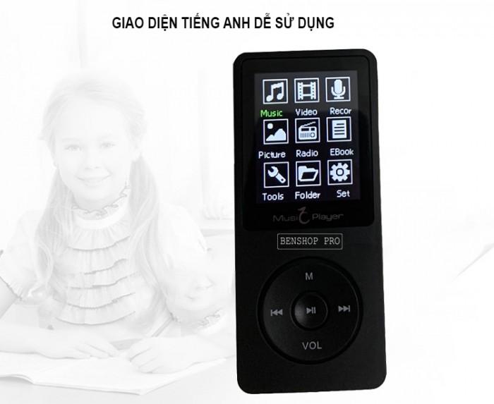 Máy nghe nhạc MP3 UnisCom X02 (4G)12