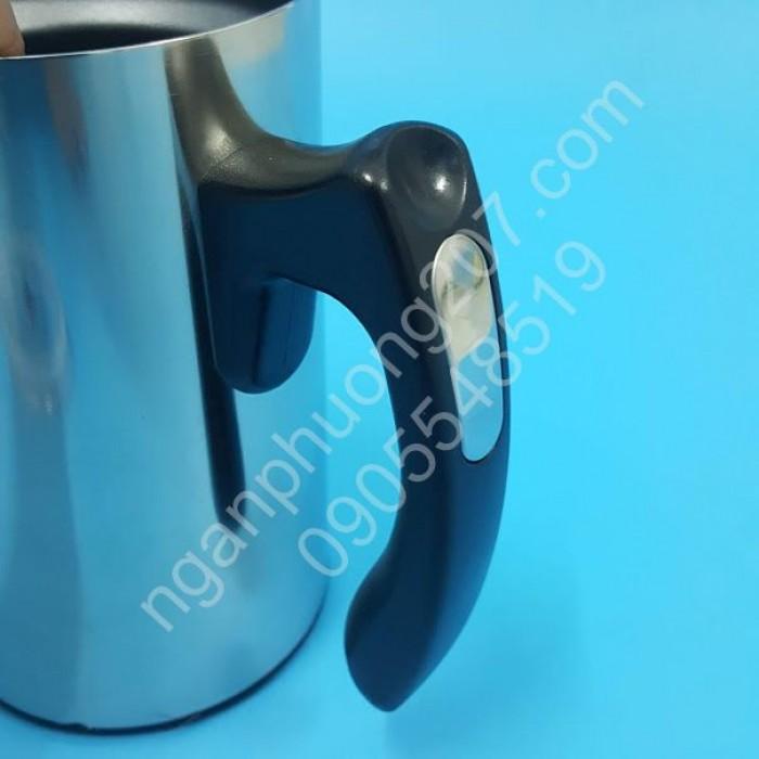 Máy đánh bọt sữa, hâm nóng sữa siêu tốc Biolomix 500W1