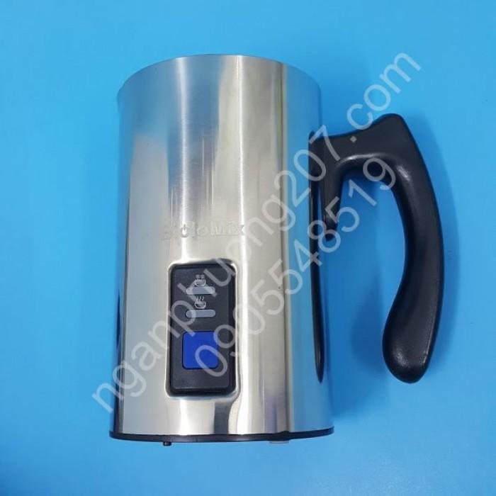 Máy đánh bọt sữa, hâm nóng sữa siêu tốc Biolomix 500W2
