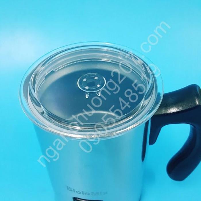 Máy đánh bọt sữa, hâm nóng sữa siêu tốc Biolomix 500W4