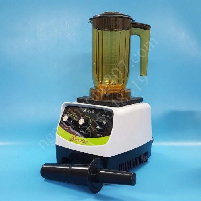 Máy ủ trà, đảo trà Blender QH-T06 công suất 1500W, 3 cối1