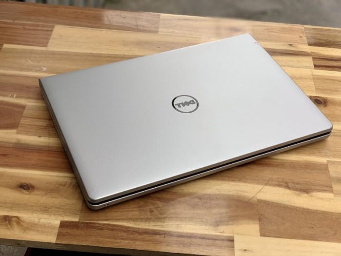 Laptop Dell Inspiron 5559, i7 6500U 8G SSD128+500G Vga rời 4G Đèn phím Đẹp zin 100% Giá rẻ0