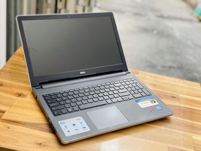 Laptop Dell Inspiron 5559, i7 6500U 8G SSD128+500G Vga rời 4G Đèn phím Đẹp zin 100% Giá rẻ1