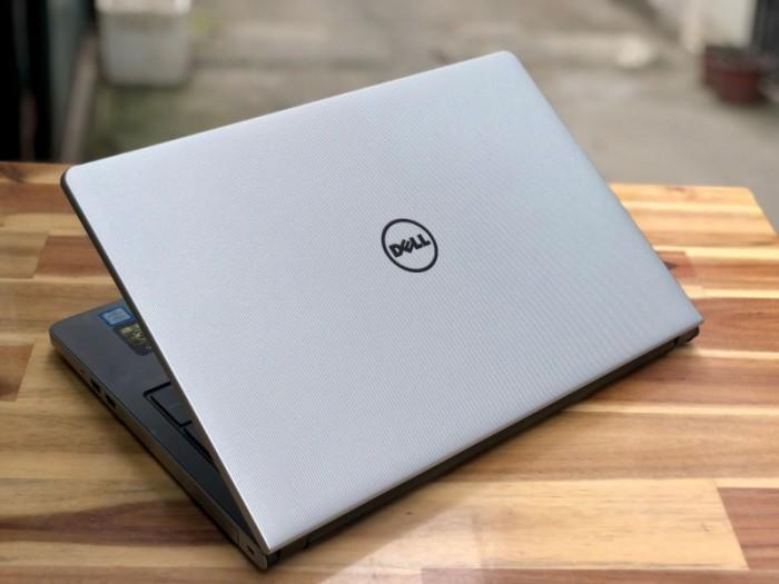 Laptop Dell Inspiron 5559, i7 6500U 8G SSD128+500G Vga rời 4G Đèn phím Đẹp zin 100% Giá rẻ3