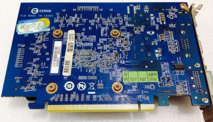 Giga GT 210 220 1GB.Dây riser x16.Nút nguồn AIO.1