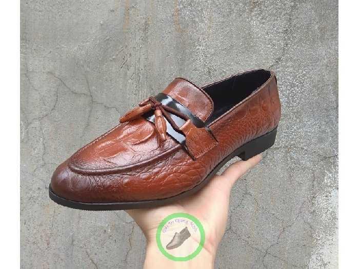 giày lười nam0