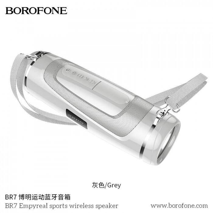 Loa bluetooth Borofone BR7 Chính Hãng Nghe Nhạc, gọi điện, FM, hỗ trợ thẻ nhớ, USB9