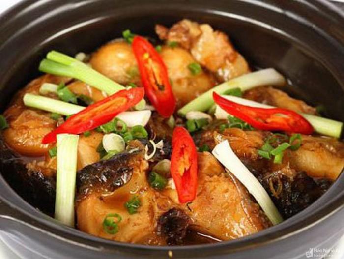 Đặc sản xứ Nghệ: Cá thu nướng – Biển Quỳnh Food2