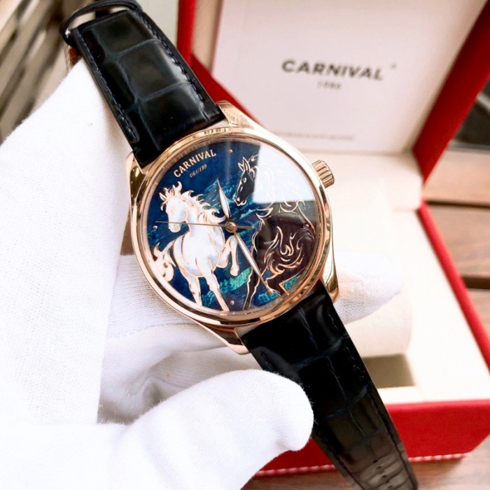 Set Đồng hồ và Zippo ngựa chính hãng, sự kết hợp hoàn hảo4
