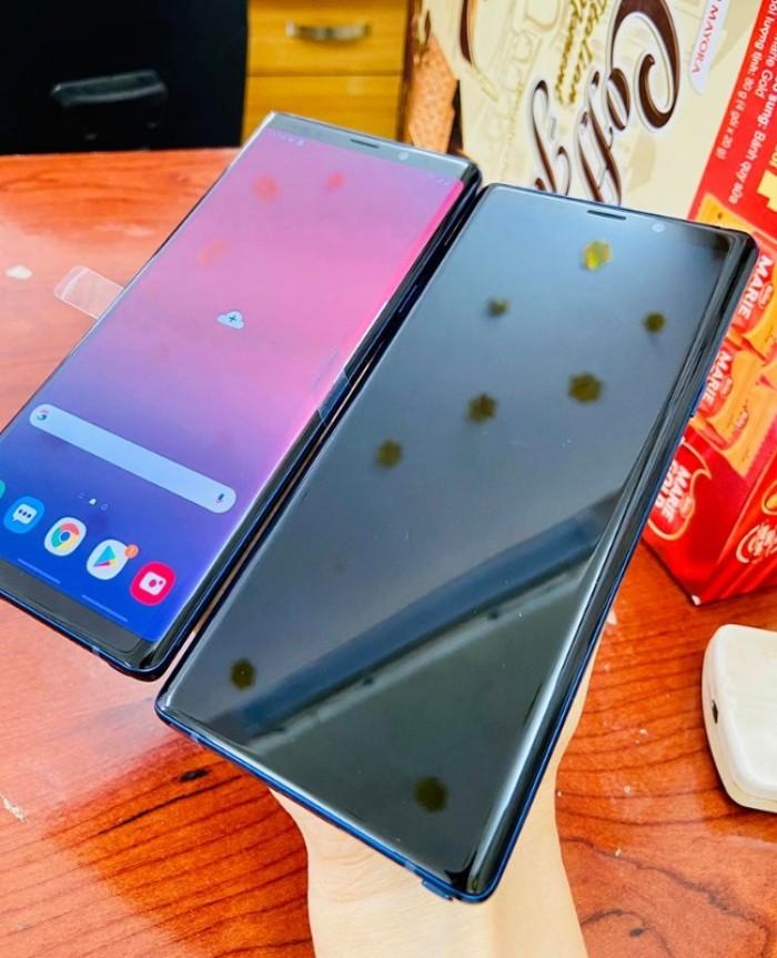 Cần bán Samsung Note 9 Mỹ 1Sim ram 6/128GB like new fullbox, ship toàn qu0