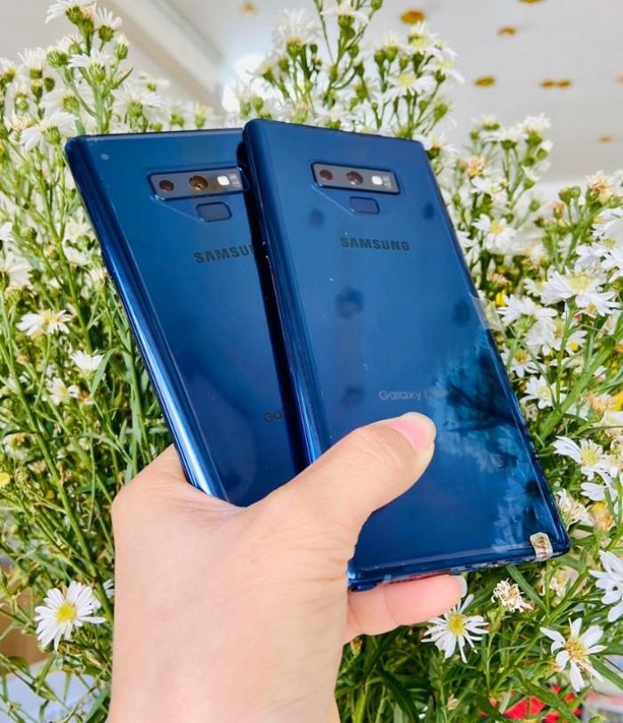 Cần bán Samsung Note 9 Mỹ 1Sim ram 6/128GB like new fullbox, ship toàn qu1