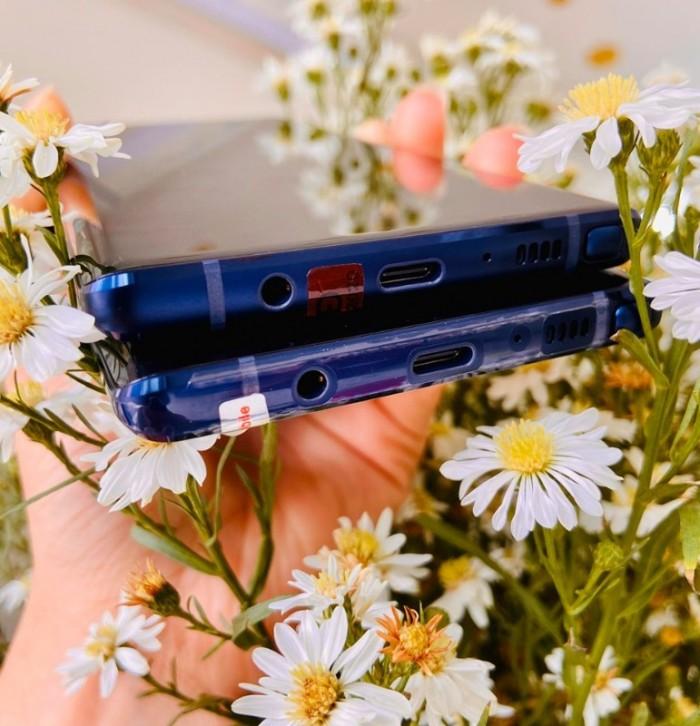 Cần bán Samsung Note 9 Mỹ 1Sim ram 6/128GB like new fullbox, ship toàn qu3
