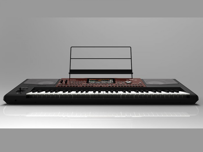Korg là một trong những hãng có thiết kế sáng tạo nhất và là nhà sản xuất nhạc cụ điện tử, phụ kiện âm nhạc đáng tin cậy, chất lượng trên thế giới.3