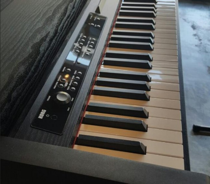 Khi không sử dụng, thiết kế độc đáo của LP-380 là một mặt phẳng hoàn toàn không có bản lề nhô ra, cho phép LP-380 trở thành đồ trong trang trí phòng của bạn. Mặc dù cấu hình mỏng, LP 380 vẫn được trang bị hiệu suất mạnh mẽ và chính xác với cảm ứng bàn phím, ba bàn đạp và hệ thống loa tuyệt vời cung cấp âm thanh phong phú.  Đàn piano điện LP-380 có hai màu đen và trắng, kết hợp với viền bằng kim loại làm tăng thêm nét hiện đại của cây đàn.