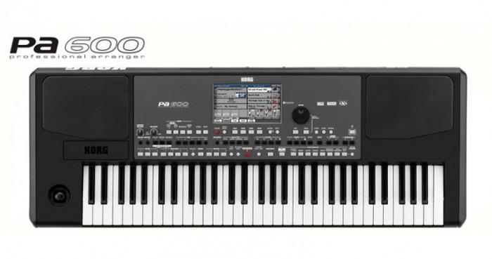 PA600 là một thành công vang dội của KORG khi pha trộn giữa thành tựu âm nhạc lâu nay và công nghệ mới