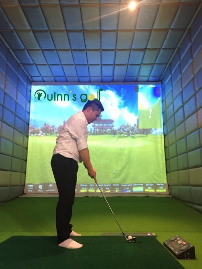 Thi công sân tập golf, sân golf, golf 3D và cung cấp thiết bị golf3