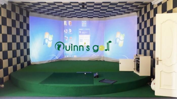 Thi công sân tập golf, sân golf, golf 3D và cung cấp thiết bị golf2
