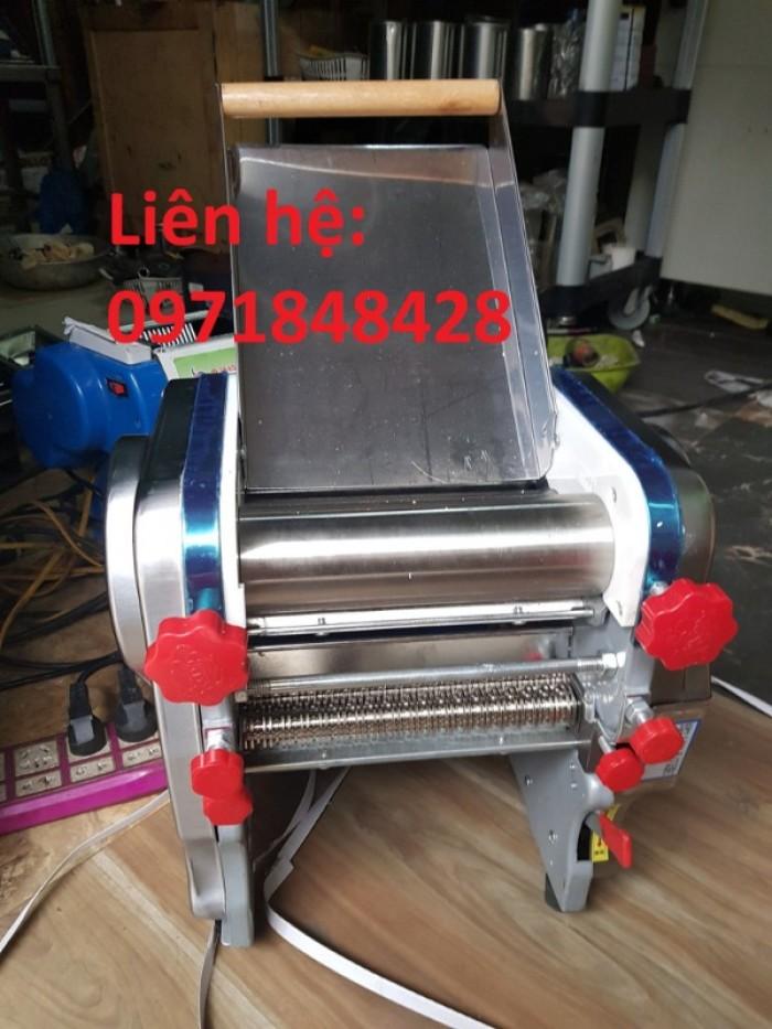 Máy cán cắt bột bánh canh, máy cán bột làm bánh canh, máy cắt bột lọc làm bánh canh0