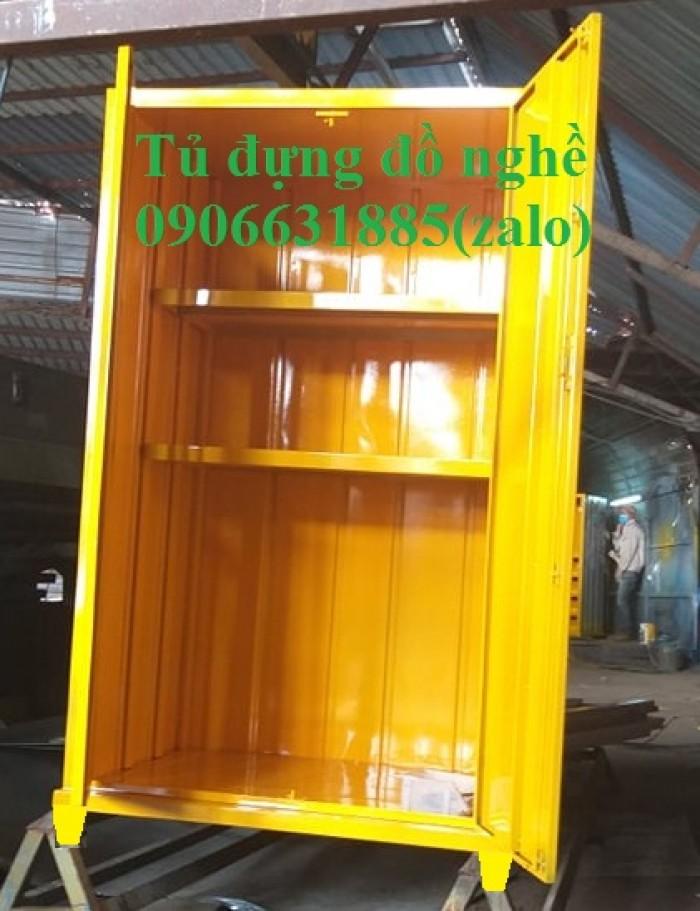 Tủ đồ nghề cơ khí, tủ đựng linh kiện, tủ gia công5