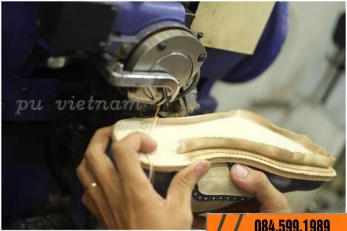 Dây chuyền sản xuất đế giày PU0