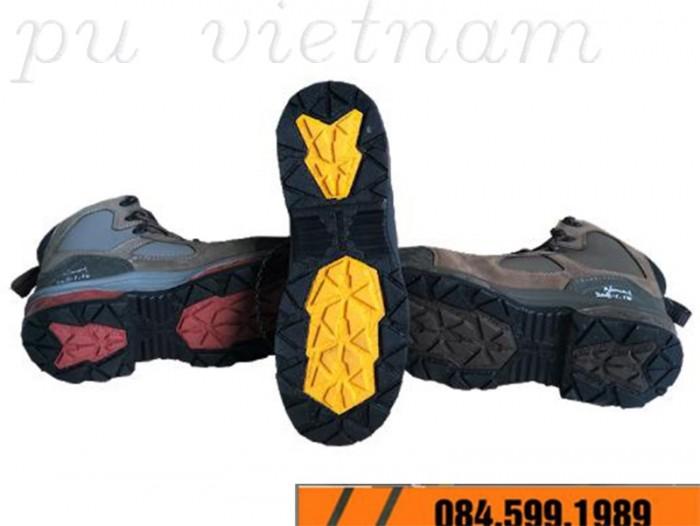 Sử dụng giày đế PU nhẹ, dễ đi, tuổi thọ lâu dài2