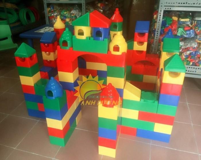 Chuyên cung cấp đồ chơi lắp ghép nhiều chi tiết cho trẻ em mẫu giáo, mầm non2