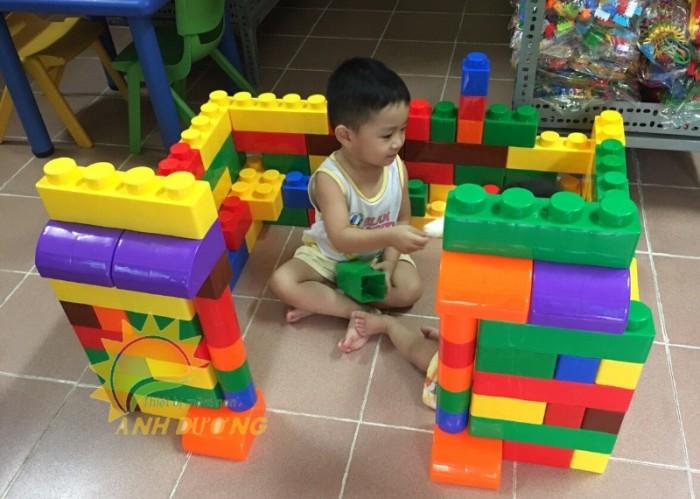 Chuyên cung cấp đồ chơi lắp ghép nhiều chi tiết cho trẻ em mẫu giáo, mầm non1