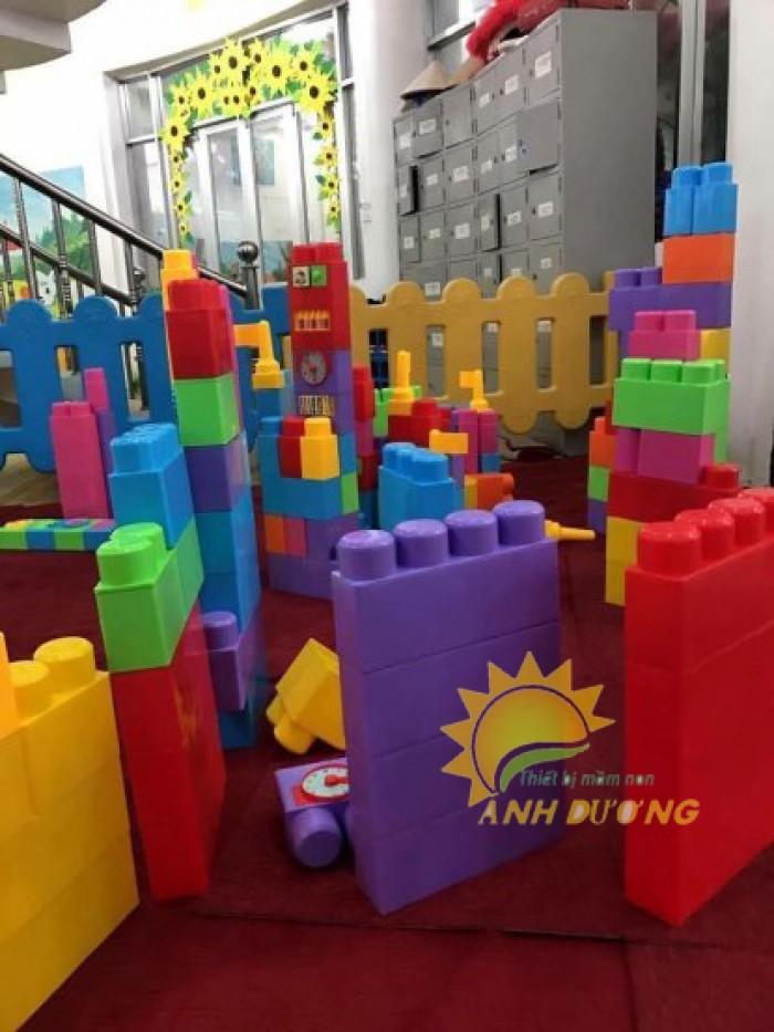 Chuyên cung cấp đồ chơi lắp ghép nhiều chi tiết cho trẻ em mẫu giáo, mầm non7