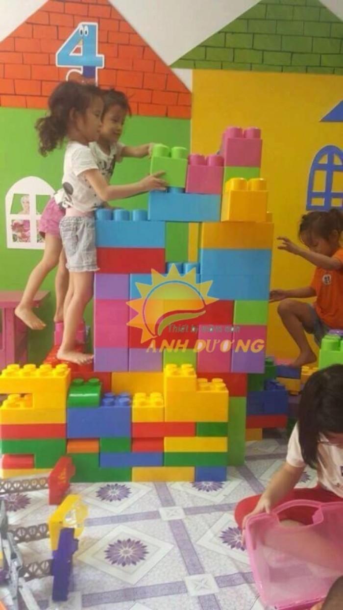 Chuyên cung cấp đồ chơi lắp ghép nhiều chi tiết cho trẻ em mẫu giáo, mầm non8