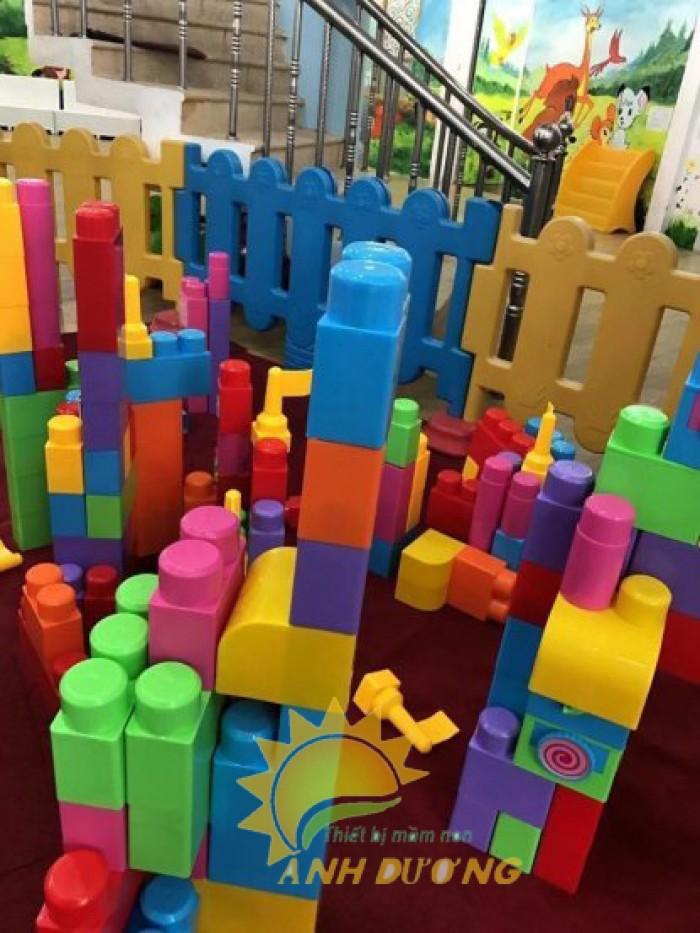Chuyên cung cấp đồ chơi lắp ghép nhiều chi tiết cho trẻ em mẫu giáo, mầm non6
