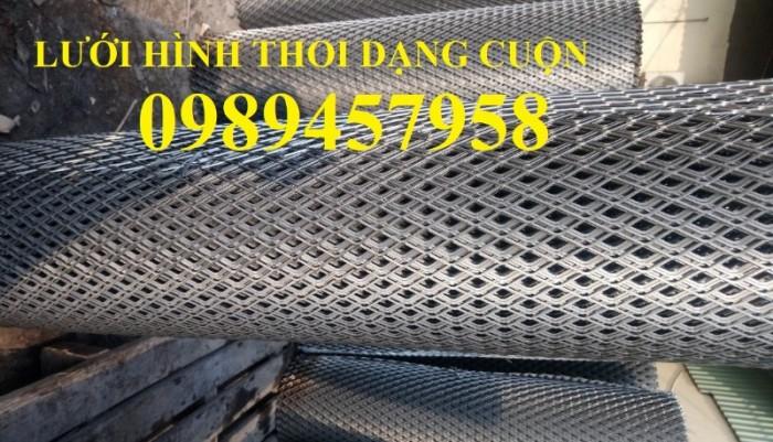 Sản xuất lưới hình thoi 3ly, 4ly, lưới trang trí, lưới làm cầu thang XG20, XG214
