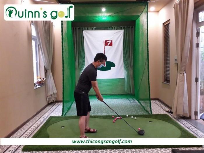 Bộ khung lều tập Swing/Driver dành cho Golfer tại Gia0