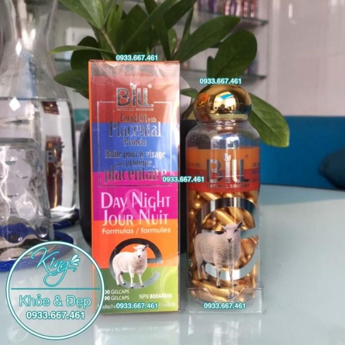 Viên Bôi Nhau Thai Cừu Sữa Ong Chúa Và Vitamin E 100 Viên0