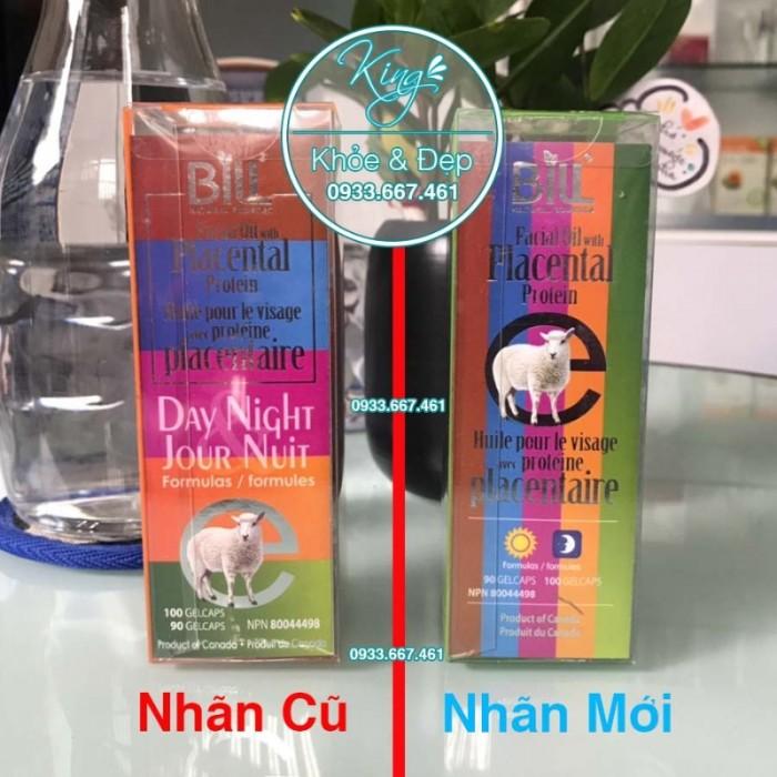 Viên Bôi Nhau Thai Cừu Bơ Và Vitamin E 100 Viên1