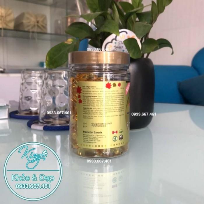 Dầu Cá Hồi Số 1 ALASKA, Deep Sea Fish Oil Omega-3 1000mg (Bill Natural Sources)2