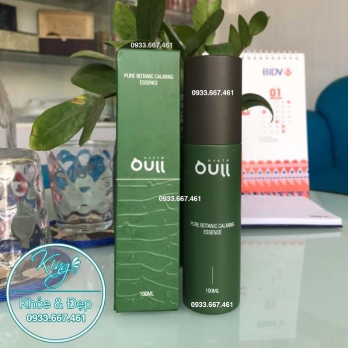 Tinh Chất Pure Botanic Calming Essence OULL 100ML0