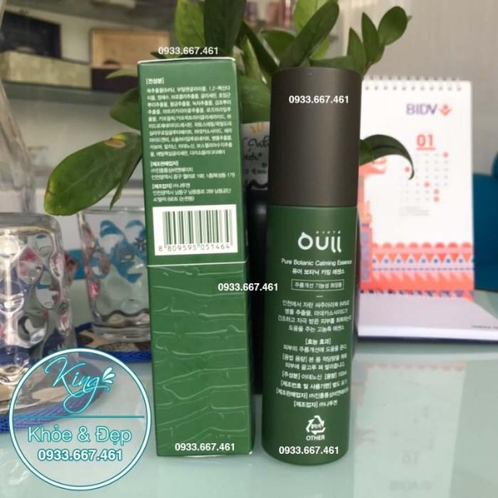 Tinh Chất Pure Botanic Calming Essence OULL 100ML3